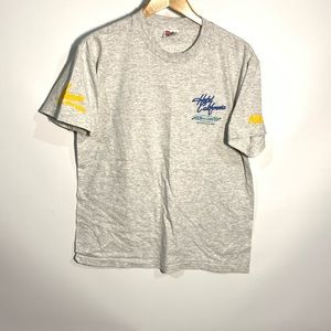 Vintage 90s single stitch hotel California t-shirt